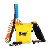 佳百丽 便携高压洗车机 12V电动洗车器 家用洗车水枪 JBL-221 14L