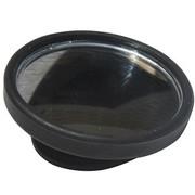 威卡司 可调度车用广角小圆镜(1.5寸) VA-206