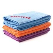 乐泰 多功能擦拭布 3条装 橙色/蓝色/紫色