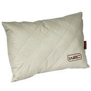 WRC 汽车靠垫 腰枕 腰靠 超柔软纤皮材质 A款米色