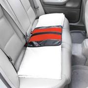 WRC 汽车空调被 抱枕被子 家庭办公皆用 奢华碳纤风格 红色
