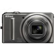 尼康 S9050 数码相机 银色(1208万像素 3英寸液晶屏 15.5倍光学变焦 25mm广角)