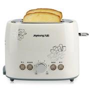 九阳 DS-2P02 多士炉烤面包机(2片面包 6档烧烤色调节) 白色