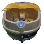 泰昌 红足浴盆养生机自动按摩足浴器TC-5096