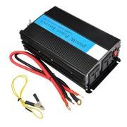 其他 万鸿瑞12v转220v智能车载逆变器2000w电源转换器充电器升压器 可带1P空调压缩机