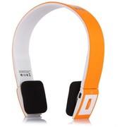 冲击波 蓝牙耳机 SHB-901BH 可通话/播放控制/音量控制/时尚街头风格 甜蜜橙