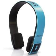 冲击波 蓝牙耳机 SHB-901BH 可通话/播放控制/音量控制/时尚街头风格 亮宝蓝