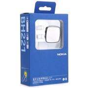 诺基亚 BH-221 蓝牙耳机 白色