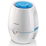 飞利浦 HU4901/00 空气加湿器(亮白色+蓝色)
