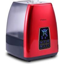 德尔玛 DEM-F760 负离子超声波加湿器(绚红)产品图片主图
