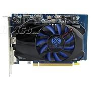 蓝宝石 HD7750 1G GDDR5 海外版OC