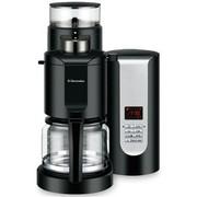 伊莱克斯 ECM4100 自动磨豆滴漏式咖啡机(黑色)