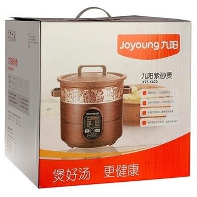 九阳 JYZS-K423 紫砂电炖锅 4L产品图片5