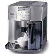 德龙 意大利(DeLonghi) ESAM3500.S 全自动咖啡机(银色)