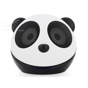 Reflying 3.5接口可爱熊猫桌面小音箱 RX053