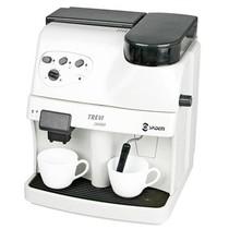 喜客 银雕/Trevi Chiara SUP-018全自动咖啡机(钢琴白)产品图片主图