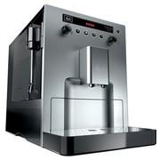 美乐家 CAFFEO Bistro E960-101 全自动咖啡机(月亮银)