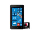 诺基亚 Lumia 820 3G手机(黑色)WCDMA/GSM