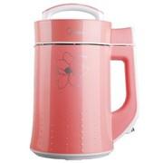 美的 X12M51 全钢无网 双层保温 多功能豆浆机 (粉色)