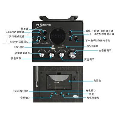声丽 S6产品图片4