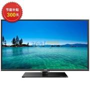 康佳 LED39E510DE 39英寸 窄边网络智能3D电视(黑色)