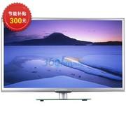 康佳 LED32E350PDE 32英寸 窄边网络智能3D电视(银色)