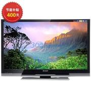 夏普 LCD-46DS30A 46英寸 全高清 LED液晶电视(黑色)