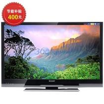 夏普 LCD-46DS30A 46英寸 全高清 LED液晶电视(黑色)产品图片主图