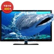 海信 LED50K320DX3D 50英寸 全能3D互联网窄边LED(黑色)