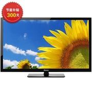 海信 LED32K200 32英寸 窄边节能LED电视 (黑色)