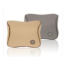 御指环 记忆棉工学角状护脑型头枕 颈枕 车用头枕 汽车护颈枕013 灰色产品图片主图