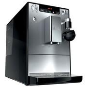 美乐家 LATTEA E955-103 拿铁全自动咖啡机(冰灿银)