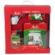 美乐家 Aromaboy gift sets white Aromaboy咖啡礼盒(白)