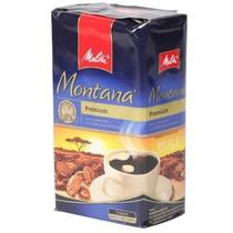 美乐家 Café Montana 500g 蒙大拿烘培咖啡 500克装产品图片主图