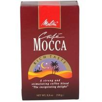 美乐家 摩卡烘焙咖啡粉 250克装产品图片主图