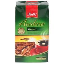 美乐家 Café Auslese 500g 奥斯丽斯烘焙咖啡粉 500克装产品图片主图