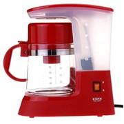 灿坤 TSK-1948A,多功能茗茶咖啡机  (红色)