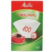 美乐家 filterpaper 100/40 white 100纯白咖啡滤纸(40片装)