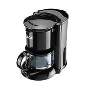 北美电器 AC-D06F 0.6L 34L 咖啡壶(黑色)