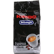 德龙 意大利(DeLonghi) 金堡(KIMBO) 经典拼配意式浓缩咖啡豆(250g)