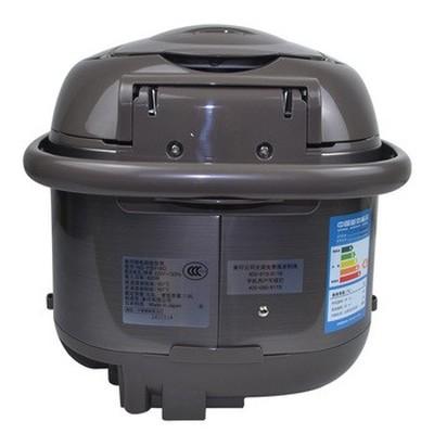象印 NS-YSH18C-XJ 微电脑多功能电饭煲 日本标准1.8L/国内标准5L 不锈钢棕色产品图片3