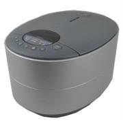 象印 NS-DAH10C 微电脑多功能电饭煲 日本标准1L/国内标准3L 银色