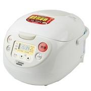象印 NS-WAH18C 微电脑多功能电饭煲 日本标准1.8L/国内标准5L 白色