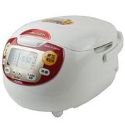 象印 NS-ZCH18HC-RA 微电脑多功能电饭煲 日本标准1.8L/国内标准5L 尊贵红