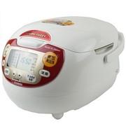 象印 NS-ZCH10HC-RA 微电脑多功能电饭煲 日本标准1.0L/国内标准3L 尊贵红