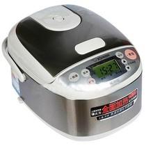 象印 NS-LAH05C 微电脑多功能电饭煲 日本标准0.5L/国内标准1.5L 不锈钢色产品图片主图