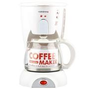 北欧欧慕 NKF6001滴漏式咖啡茶饮机 白色
