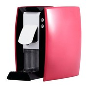 北欧欧慕 胶囊咖啡机 首款意式/美式双口味功能 NKF101 蔷薇红