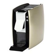 北欧欧慕 胶囊咖啡机 首款意式/美式双口味功能 NKF101 香槟金