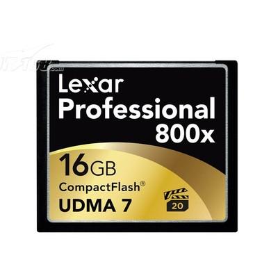 雷克沙 UDMA7 800X CF卡(16GB)产品图片1